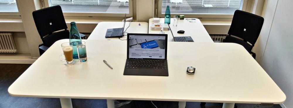 Büro auf der Schaffhauserstrasse 650 in Zürich
